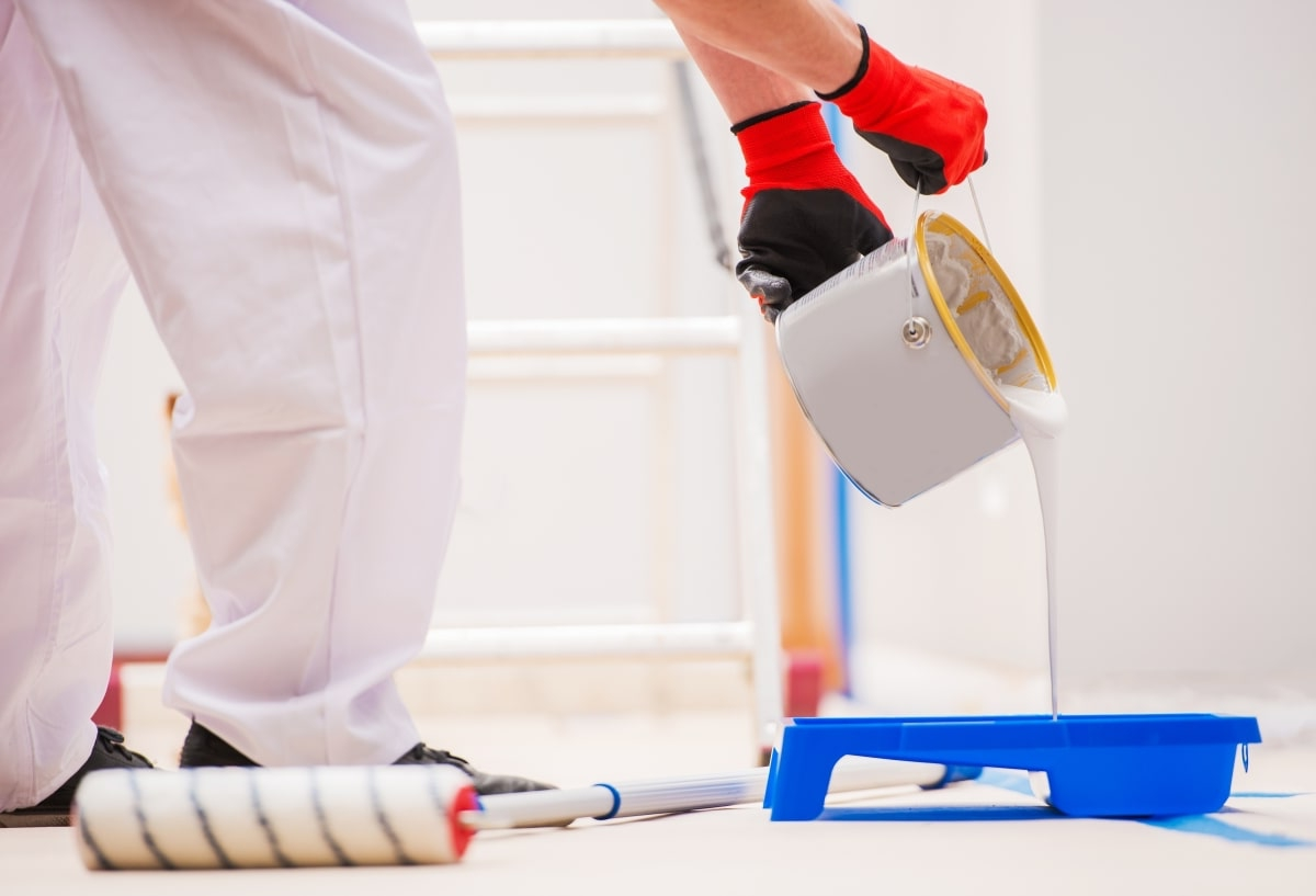 7 Common Paint Problems (Solved!)